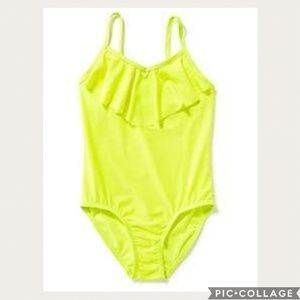 OLD NAVY- One-Piece Swimsuit for Girls
